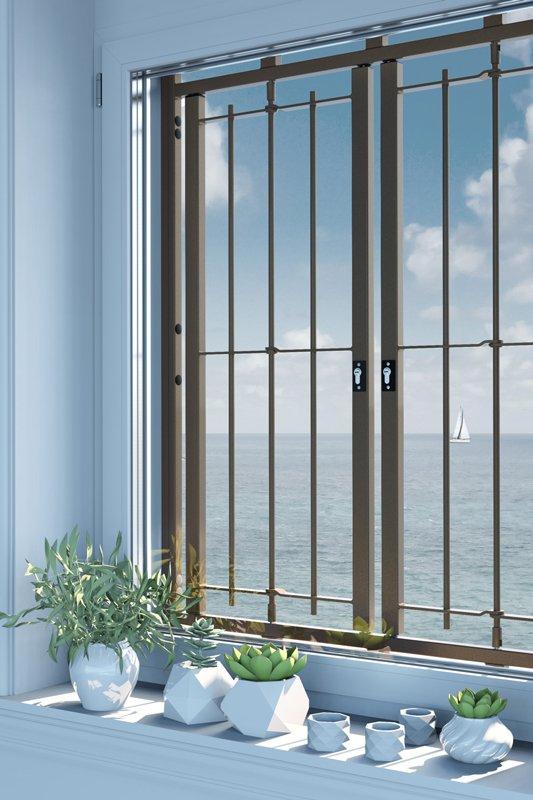 Grate finestre