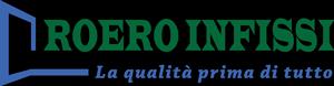 Logo Roero Infissi